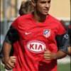 Kader Ouasleti, jeune joueur tunisien à l'Atlético