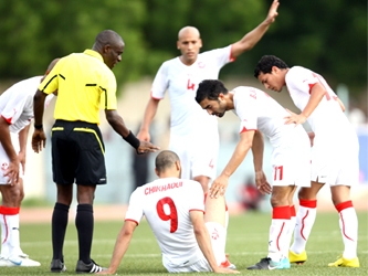 [TF]  Flash-back sur l'année footballistique tunisienne 2010