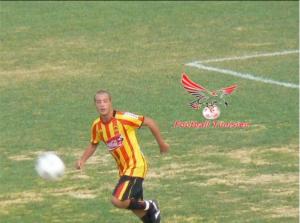 Omar Laribi avec Zarzis