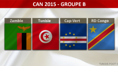 CAN2015 - Groupe B