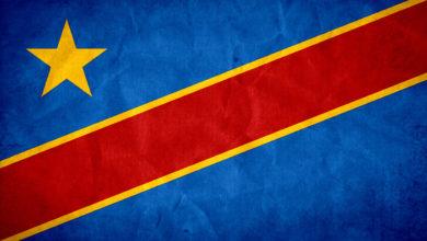 Drapeau RD Congo