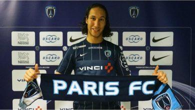 Photo de [Expatriés] Bilel Mohsni signe au Paris FC !