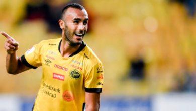 Photo de [Expatriés]: Jebali buteur pour sa première avec Rosenborg BK