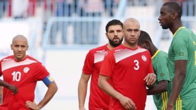 Photo de [EN] : Ben Amor et Abdennour incertains face à l'Égypte