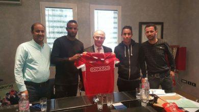 Photo de [Transferts] : Krir et Ben Belgacem à l'ESS