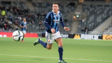 Photo de [Expatriés] : Mrabti qualifie Djurgarden en Europa League