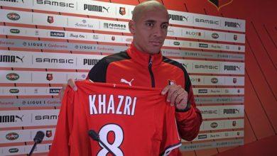 Photo de [Expatriés]: Rennes et Khazri progressent!