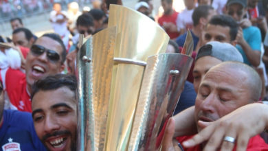 Photo de [Coupe de Tunisie] : Finale EST-USMo