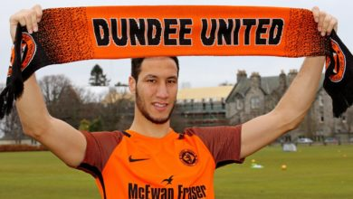 Photo de [Expatriés] : Bilel Mohsni à Dundee United