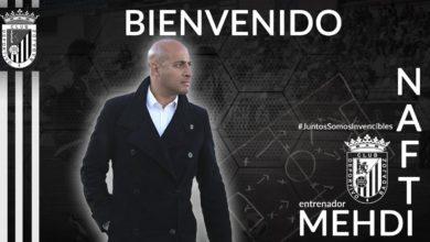 Photo de [Expatriés] : Mehdi Nafti nouvel entraineur du CD Badajoz