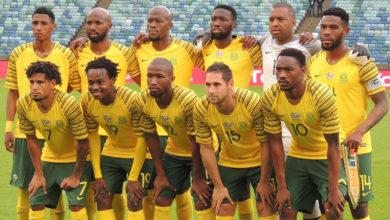 Photo de [CAN 2019]: Première Liste des Bafana Bafana