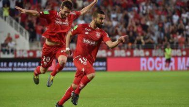 Photo de [Expatriés] : Sliti maintient Dijon en Ligue1 !