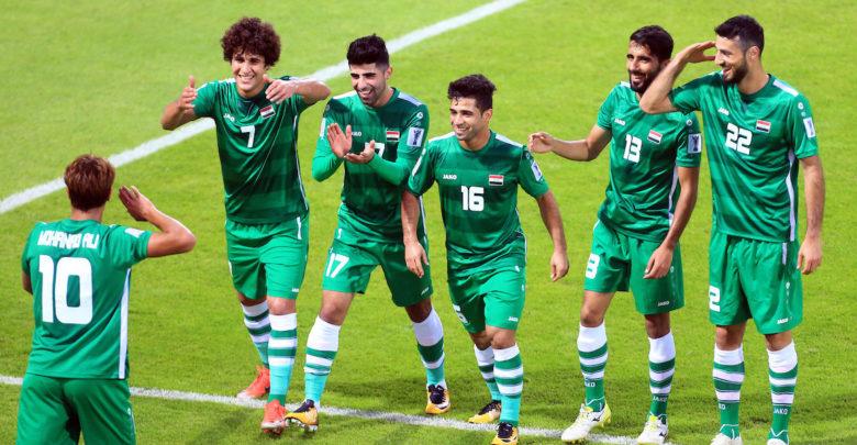 Sélection Irakienne