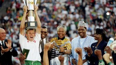 Photo de [Flashback CAN96] : De l'Apartheid au «Bafana Bafana»