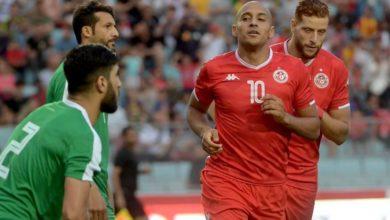 Photo de [EN] : Tunisie 2-0 Irak