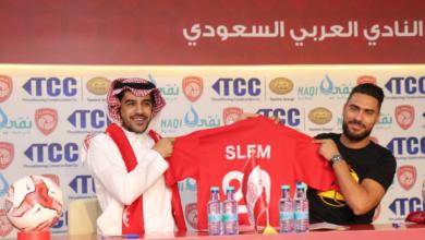 Photo de [Expatriés] : Mezlini en D3 Saoudienne