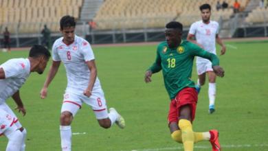 Tunisie - Cameroun