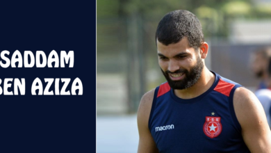 Saddam Ben Aziza