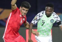 Photo de [EN] : Tunisie 1-1 Nigeria