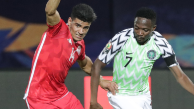 Photo de [EN] : Tunisie 1-1 Nigeria